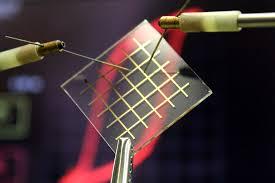 circuiti elettronici e nylon